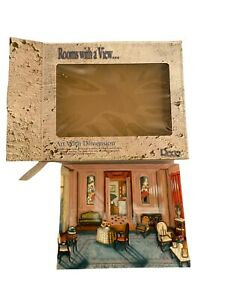RECO 1998 Rooms with a View REMEMBERING II 3D Wall Art Plaque New with Box