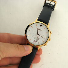 Kate Spade Smartwatch Hybrid Metro KST23105 Leather Watch Not Working AS-IS
