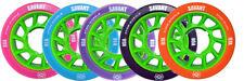 Atom Savant Roller Derby Wheels - Blue 59mm 91a