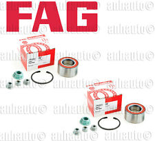 2x OEM FAG Front Wheel Bearing Kit  Audi TT & Quattro Bettle Golf Jetta