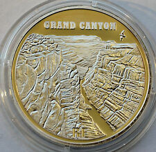 2008 10 FRANCS - 1 1/2 EURO, Grand Canyon, FRANCE, very low mintage