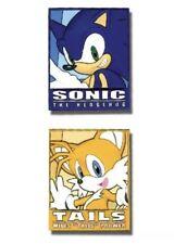 Sonic The Hedgehog Sega Genesis Classic 2 Pin PVC set Anime Capcom Nintendo New