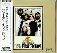 FIRST EDITION (KENNY ROGERS)-THE FIRST EDITION-JAPAN MINI LP CD C94