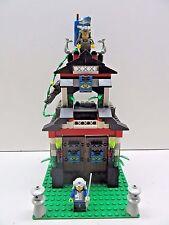 Lego Ninjago Samurai Stronghold Ninja Castle (6083) - 99% Complete - L@@K