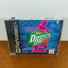 Dance Dance Revolution (PS1, PSX) RARE Original. 1st Print! Brand New Sealed!
