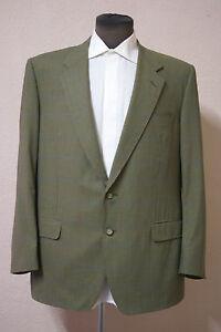 Authentic Canali suit blazer jacket sz 52 IT- 42 US