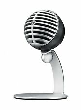 Shure MV5 Digital Condencer Microphone PC Mac IOS Iphone SmartPhone Apple Motiv