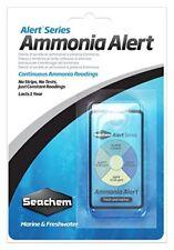 Seachem Ammonia Alert - Continuous NH4 Readings in Freshwater Saltwater Aquarium