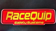 Racequip Safety Systems Decals