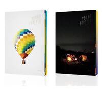 BTS YOUNG FOREVER Special Album Random Ver 2CD+Folded Poster+PhotoBook+1pCard