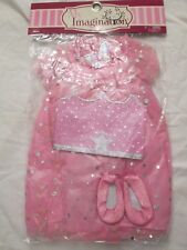 """18"""" Glinda the Good Witch of the North My Imagination Doll Outfit Wizard of Oz"""