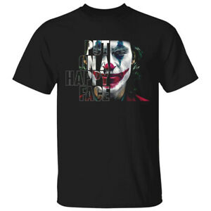 Put On A Happy Face Halloween 2021 T-Shirt, Quotes Movie T-Shirt