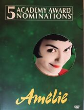Amelie (Oscar Winner Version 2-Disc Dvd: 2002)