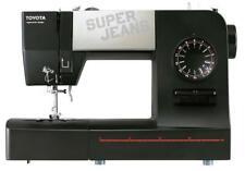 TOYOTA Nähmaschine Super J15 Jeans Allround Freiarm 15 Programme Schwarz B-Ware