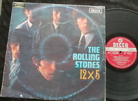 ROLLING STONES 12x5 Unboxed Stereo Decca SKLA 7591 1A/1A