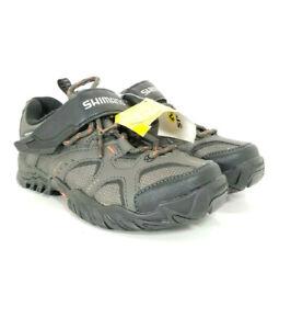 Shimano SH-WM43 Womens US 5.1 EUR 36 Brown Cycling Shoes $80 MSRP