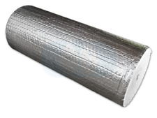 EXTRA HEAVY DUTY EXTRA  THICK CELL AIR BUBBLE FOIL INSULATION 4 M LONG 750 MM W