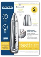 Andis FastTrim Cordless Mens Personal Ear & Nose Hair Trimmer Fast Trim 13430