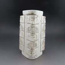 Chinese jade, collectibles, liangzhu culture,jade,cong,statues  B655