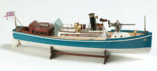 HMS Renown Armed Steam Pinnace - Billing Boats Wooden Kit B604