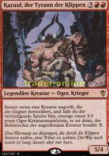Kazuul, der Tyrann der Klippen (Kazuul, Tyrant of the Cliffs) Commander 2016 Mag