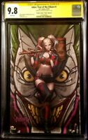 JOKER YEAR OF VILLAIN #1 CGC SS 9.8 JEEHYUNG LEE VIRGIN A BATMAN HARLEY QUINN DC