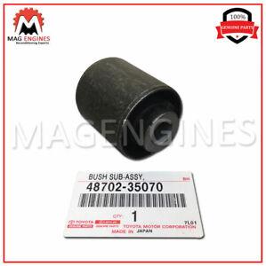 48702-35070 GENUINE OEM LOWER ARM BUSH SUB-ASSY 4870235070