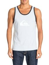 Quiksilver Mountain Wave MJ0 Tank Large Sleeveless NWT Silver