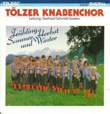 Tölzer Knabenchor | CD | Frühling, Sommer, Herbst und Winter