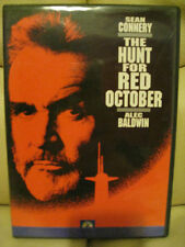 The Hunt for Red October DVD 1990 Region 1. US Import NTSC - DVD