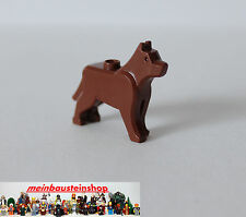 Lego® 48812 Hund  Wolf Dog the Grim Rotbraun Reddish Brown aus 7744 10176 10197