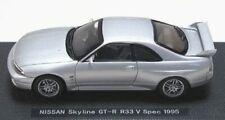 Nissan Skyline GT-R V Spec (R33) 1995, Scale 1:43 by Ebbro