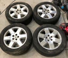 """Land Rover Discovery 3 Range Rover Sport L320 19"""" Inch 4x Set Alloy Wheels"""