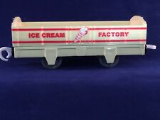 Thomas Limited Trackmaster Ice Cream Factory Train Car Gullane/Mattel 2009