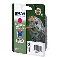 Cartucho tinta Epson T079340 magenta 11.1ml