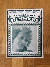 Filmwelt Nr. 26, 1924 - Mia May - Zeppelin - Stummfilm
