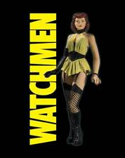 "Watchmen Classic Silk Spectre 7"" Figure Movie Alan Moore Gibbons DC New MOC Mint"