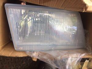 Saab 9000 R Headlight insert 9521782 88-94 4CD and 91-93 5CK