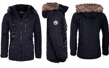 Geographical Norway hombre muy cálida chaqueta de invierno parka
