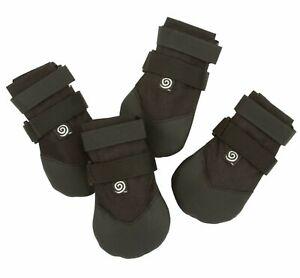 "Ultra Paws ~ Rugged Dog Boots Shoes ~ Sz M 2.75""~ NIP"