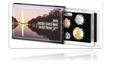 2020 S Silver Proof Set Us Mint 10 Coins - No Nickel 001