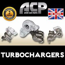 Turbocharger no. 49131-05061 for Volvo S80 I 2.9 T6. 2922 ccm,  272 BHP, 200 kW.
