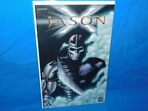 JASON X SPECIAL#1 FN/VF 2005 AVATAR COMICS HOUSE OF HORRORS