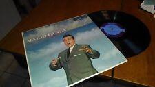 MARIO LANZA YOU DO SOMETHING TO ME RCA CAMDEN MONO CAL-450 RECORD ALBUM
