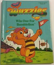 Wuzzles Win One For Bumblelion G231