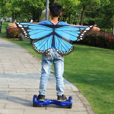 Stylish Butterfly Wing Multicolor Boys Girls Costume Accessory Pretend Play Cape