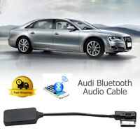 AMI MDI MMI Bluetooth 4.0 Music Interface AUX Audio Cable Adapter For Audi VW