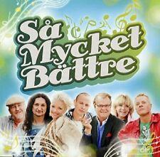 """Various -  """"Så Mycket Bättre - Musiken Från Tv-serien"""""""