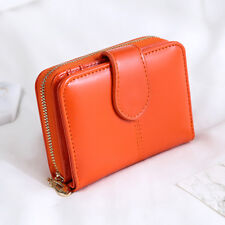 Fashion Women Ladies Wallet Faux PU Leather Purse Coin Pocket Wallet D