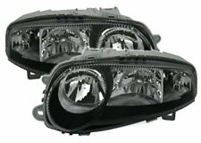 Headlights for ALFA ROMEO 147 01-04 Black WorldWide Free Shipping AU LPAR03WR XI